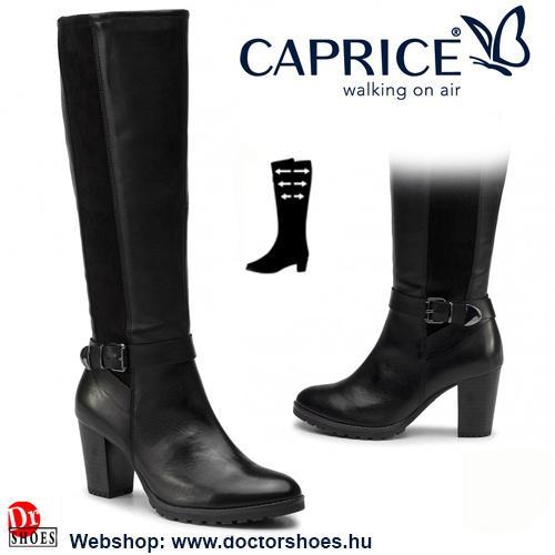 Caprice AGENDA black | DoctorShoes.hu