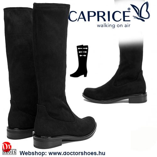 Caprice Gerry black | DoctorShoes.hu