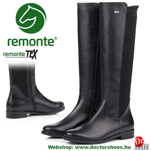 Remonte Prep black | DoctorShoes.hu