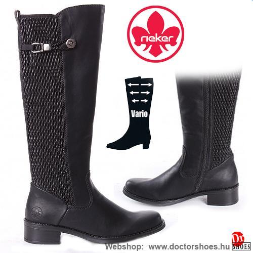Rieker Zanda black | DoctorShoes.hu