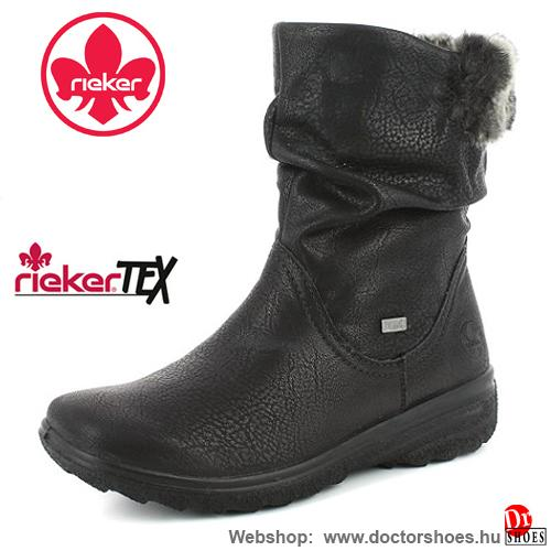 Rieker Tresa black | DoctorShoes.hu