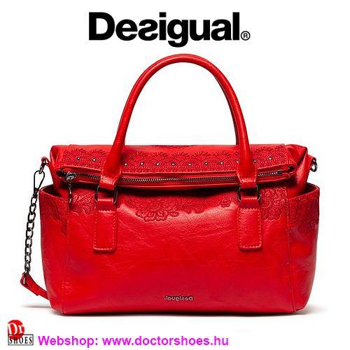 DESIGUAL Melody red | DoctorShoes.hu
