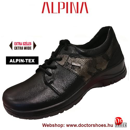 ALPINA Danu black | DoctorShoes.hu