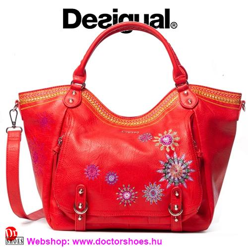 DESIGUAL Rotterdam red | DoctorShoes.hu