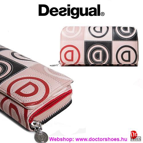 DESIGUAL Logo money | DoctorShoes.hu