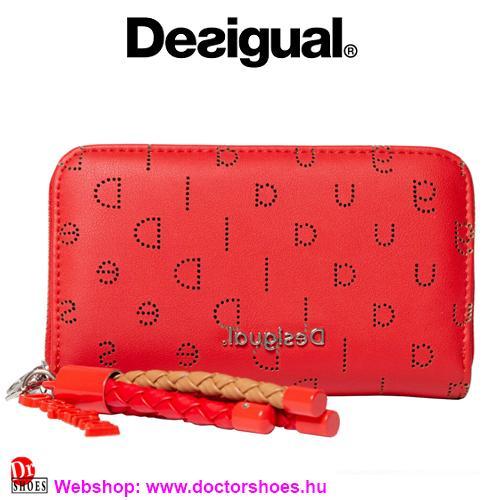 DESIGUAL Tiera red | DoctorShoes.hu