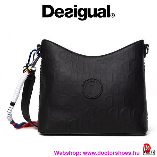 DESIGUAL Lazarus black | DoctorShoes.hu