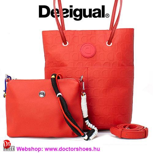 DESIGUAL Nerima red | DoctorShoes.hu