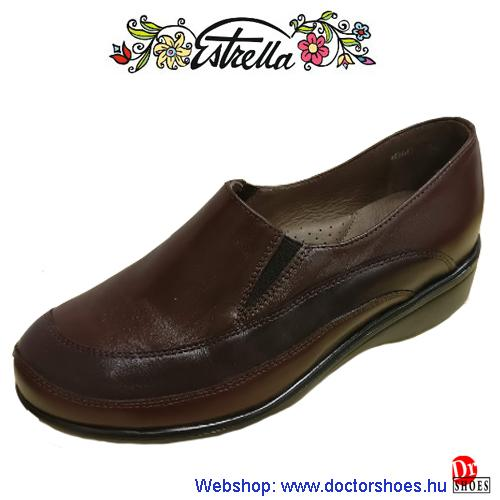 Estrella SÁRA barna | DoctorShoes.hu