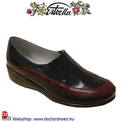 Estrella SÁRA fekete | DoctorShoes.hu