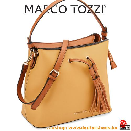 Marco Tozzi MANDY yellow | DoctorShoes.hu