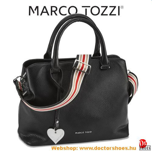 Marco Tozzi STING black   DoctorShoes.hu