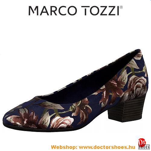 Marco Tozzi FLER blue | DoctorShoes.hu