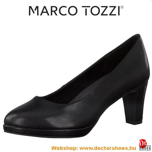 Marco Tozzi TRIS black | DoctorShoes.hu