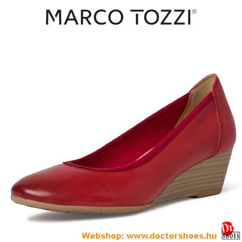 Marco Tozzi PREM red | DoctorShoes.hu