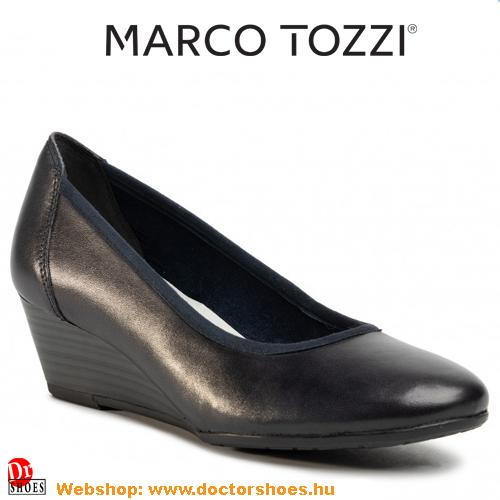 Marco Tozzi PREM navy | DoctorShoes.hu