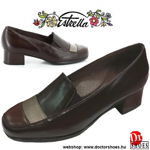 Estrella FINA barna | DoctorShoes.hu