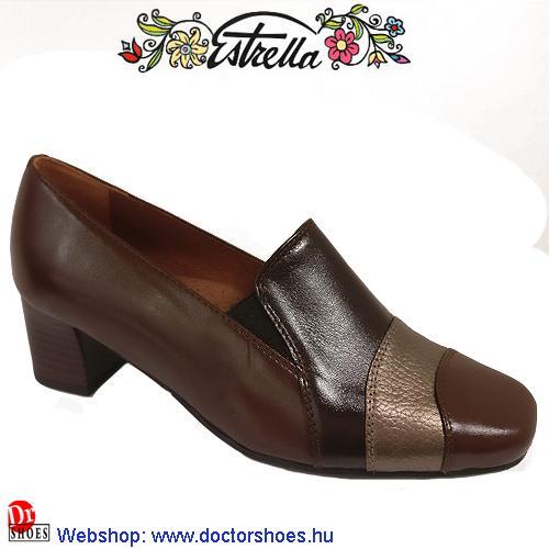 Estrella MIRA barna | DoctorShoes.hu