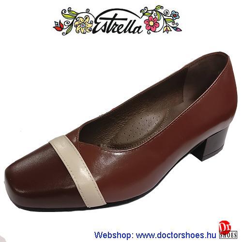 Estrella LADY barna | DoctorShoes.hu