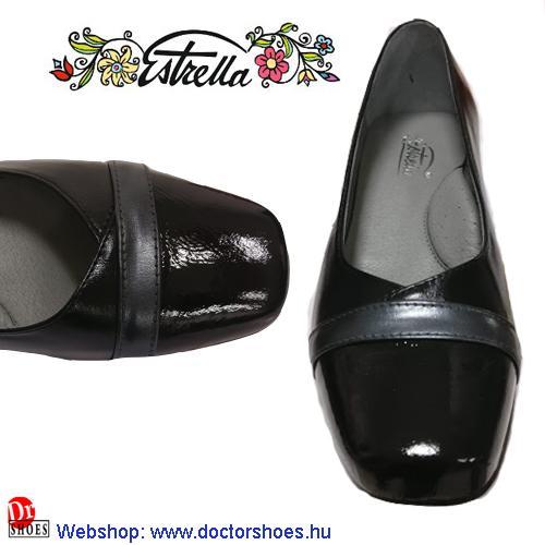 Estrella LADY fekete | DoctorShoes.hu