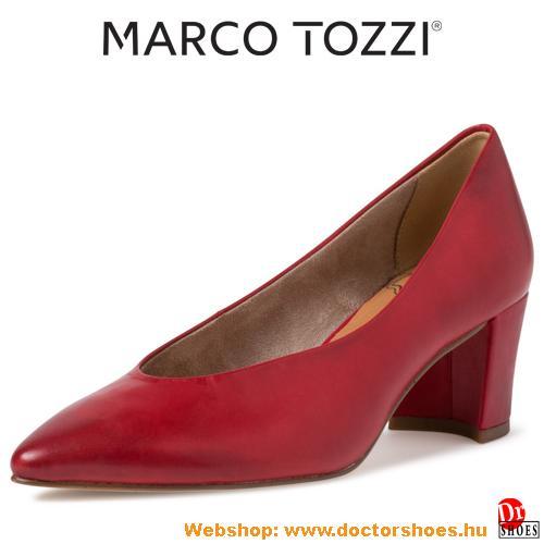 Marco Tozzi TONK red | DoctorShoes.hu