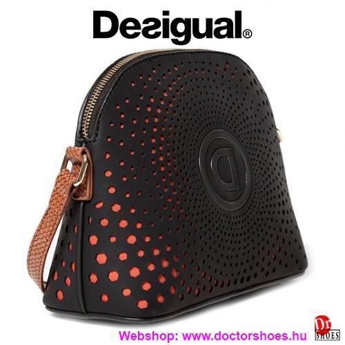 DESIGUAL LEGGIA black   DoctorShoes.hu