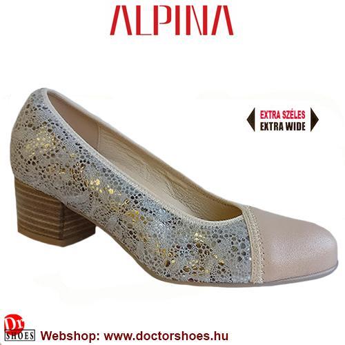 ALPINA NENA beige | DoctorShoes.hu