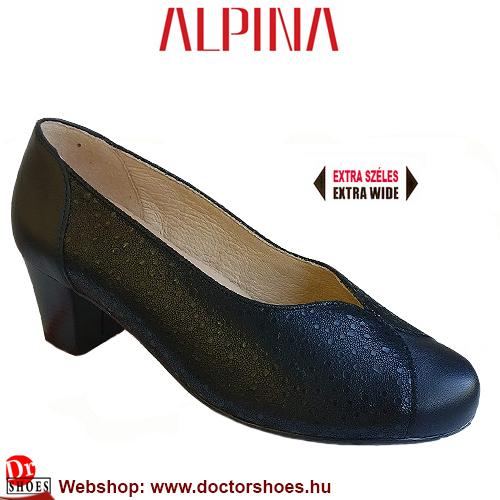 ALPINA NAJA black | DoctorShoes.hu