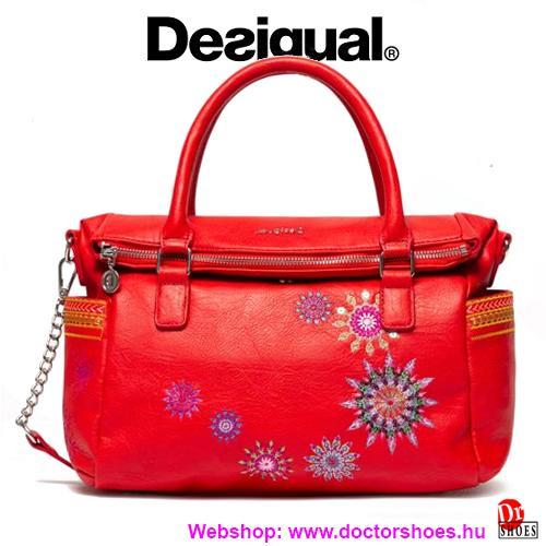 DESIGUAL LAVRY red | DoctorShoes.hu