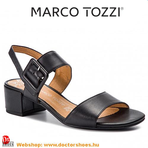 Marco Tozzi BELLE black  | DoctorShoes.hu