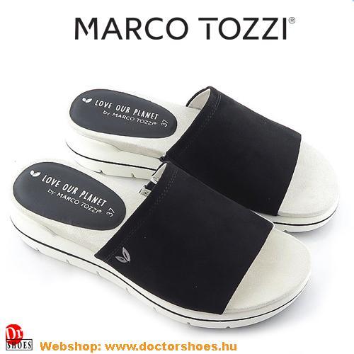 Marco Tozzi PLEN black | DoctorShoes.hu