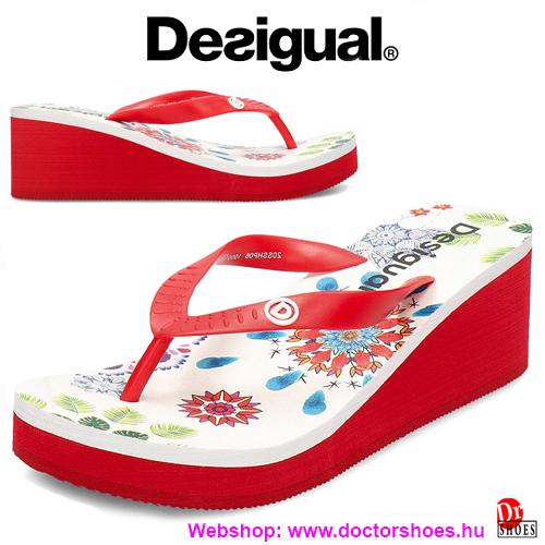 DESIGUAL LOLA red | DoctorShoes.hu