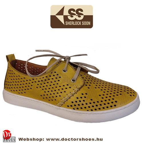 Sherlock Soon ZOON yellow | DoctorShoes.hu