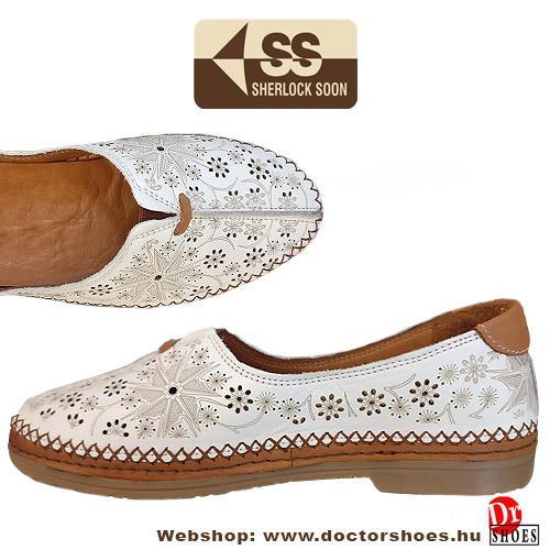 Sherlock Soon CAMEL white | DoctorShoes.hu