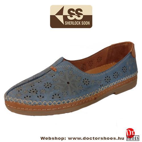 Sherlock Soon CAMEL blue | DoctorShoes.hu