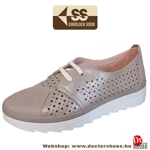 Sherlock Soon CLIRON silver | DoctorShoes.hu