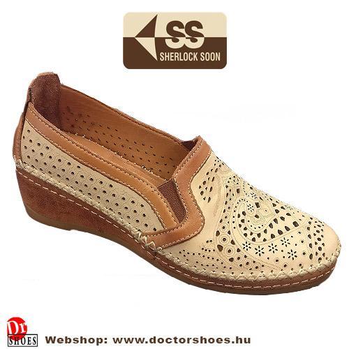 Sherlock Soon LINA beige | DoctorShoes.hu