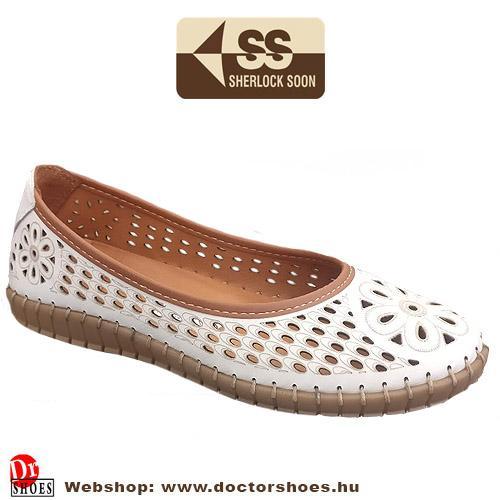 Sherlock Soon BONIE white | DoctorShoes.hu