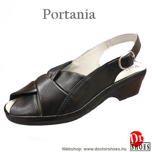 Portania JONAS black | DoctorShoes.hu
