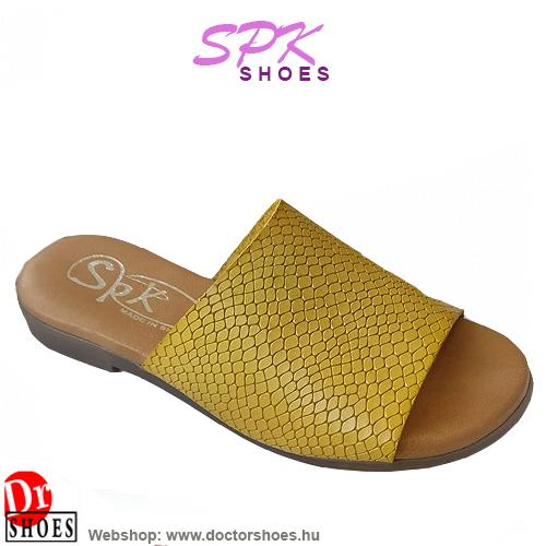 SPK GRAB yellow | DoctorShoes.hu
