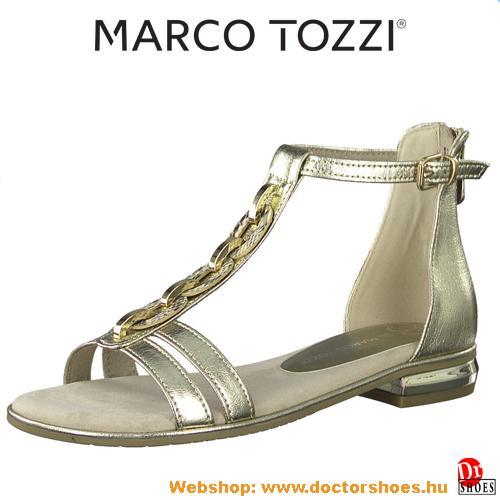 Marco Tozzi LORRA gold | DoctorShoes.hu