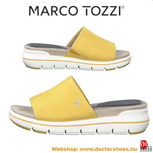 Marco Tozzi PLEN yellow | DoctorShoes.hu