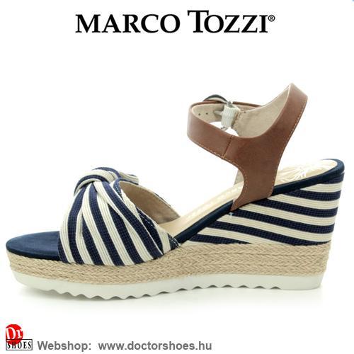 Marco Tozzi LION blue | DoctorShoes.hu