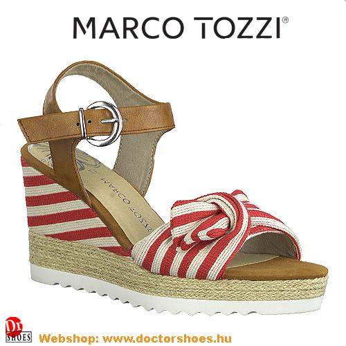 Marco Tozzi LION red | DoctorShoes.hu