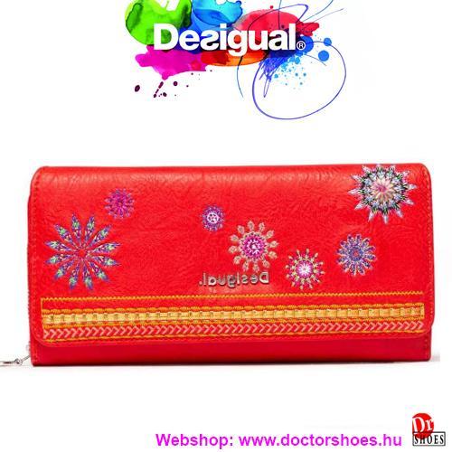 DESIGUAL MARIA red pénztárca   DoctorShoes.hu