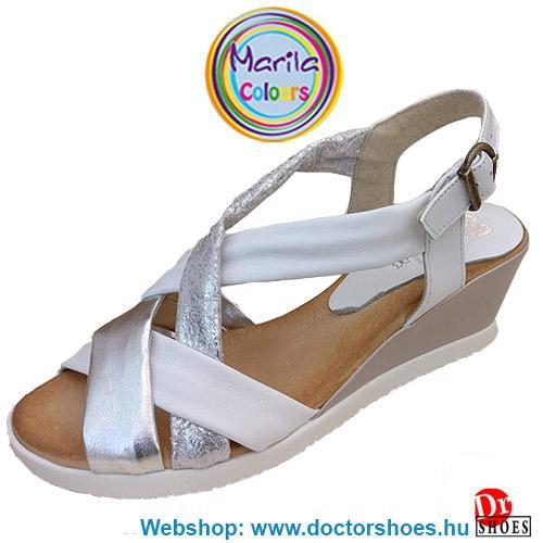 MARILA ZULA silver | DoctorShoes.hu