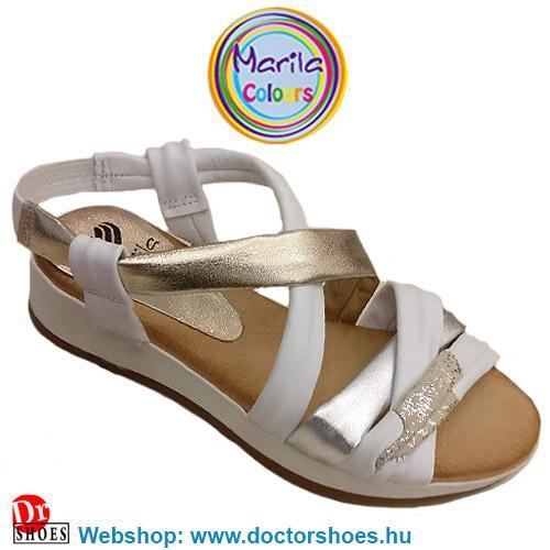 MARILA LUNAS silver | DoctorShoes.hu