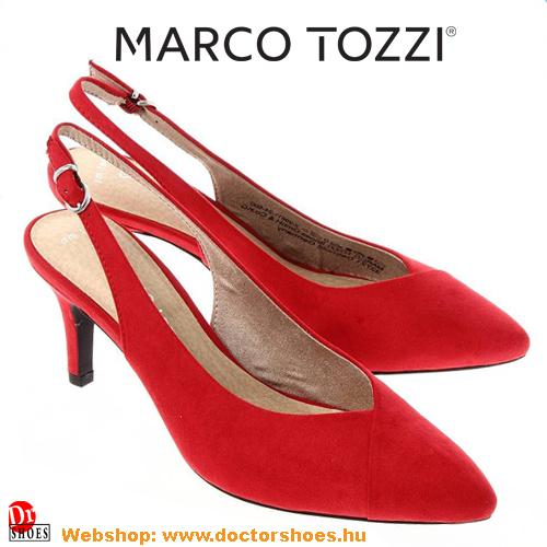 Marco Tozzi GINA red | DoctorShoes.hu