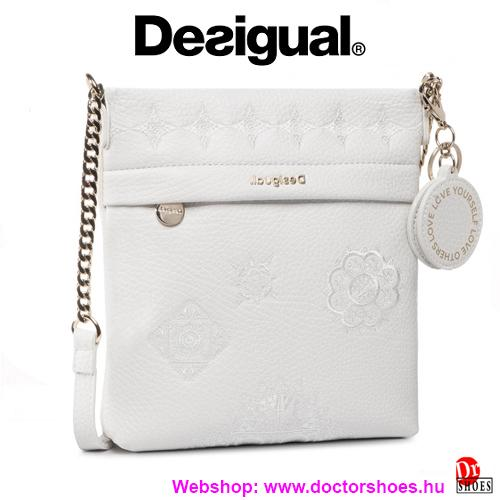 DESIGUAL GRIA white | DoctorShoes.hu