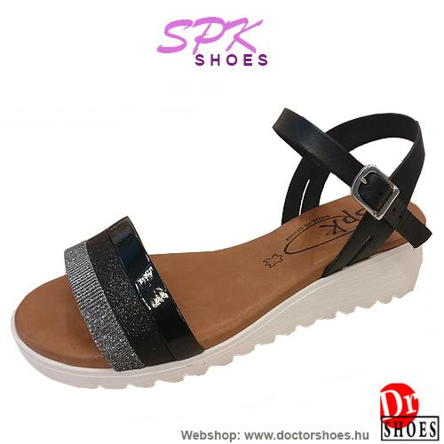 SPK LUXI black | DoctorShoes.hu